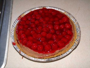 With cherries on top