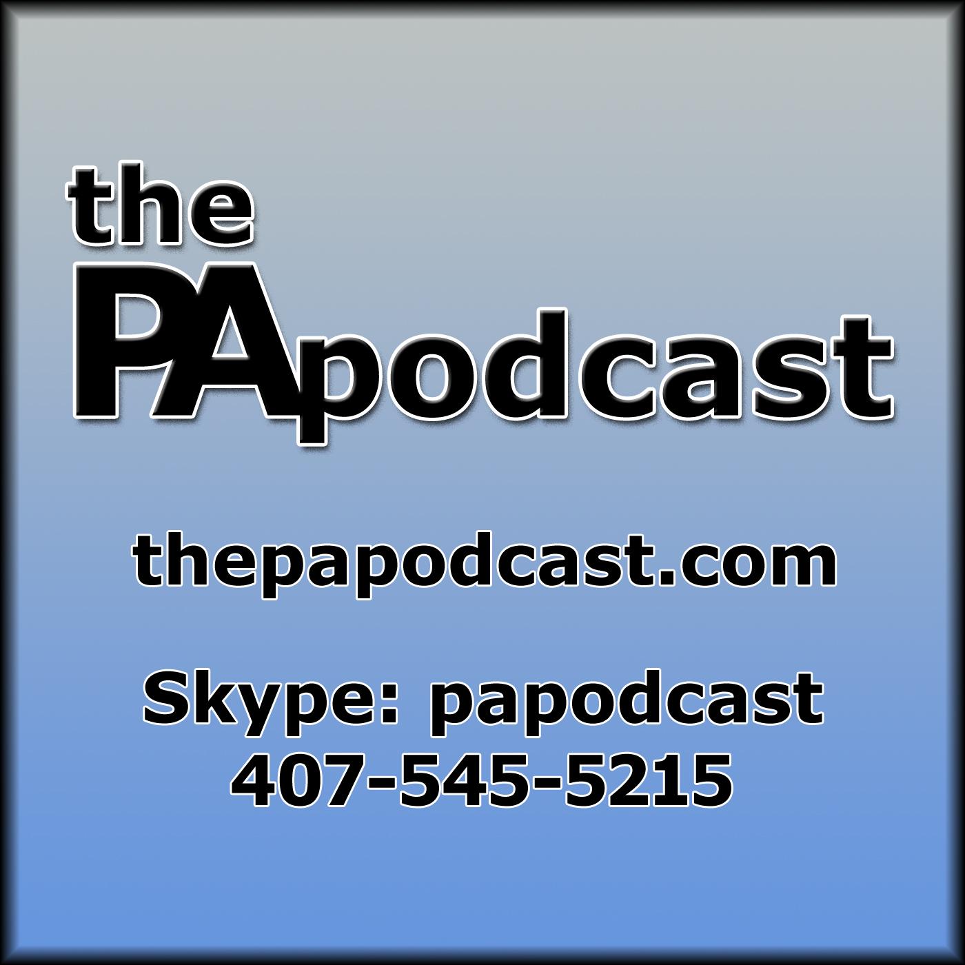 thepapodcast.com